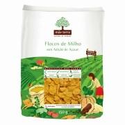 Flocos de Milho sem Adição de Açúcar 150g - Mãe Terra