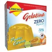 Gelatina Frutas Cítricas Zero Açúcar 10g - Lowçúcar