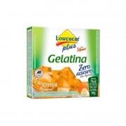 Gelatina Plus com Stevia Tangerina Zero Açúcar 10g - Lowçúcar