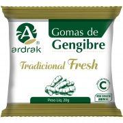 Goma de Gengibre Tradicional Fresh 20g - Ardrak
