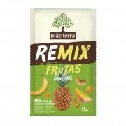 Remix Frutas Tropicais 25g - Mãe Terra
