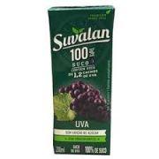 Suco 100% Uva 200ml Sem Adição de Açúcar - Suvalan