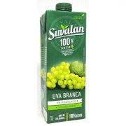 Suco 100% Uva Branca 1L Sem Adição de Açúcar - Suvalan - ESGOTADO