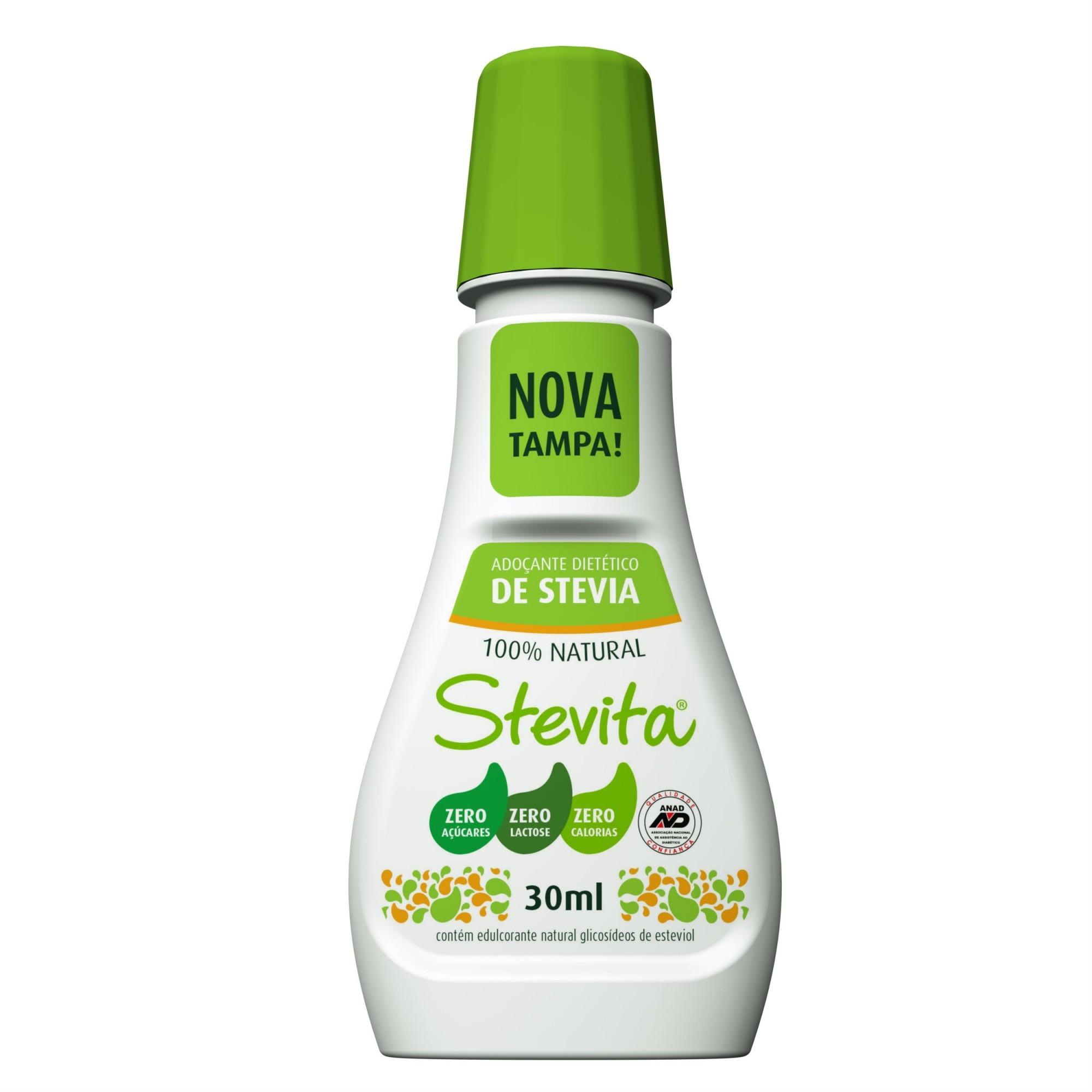 Adoçante 100% Natural 30ml - Stevita