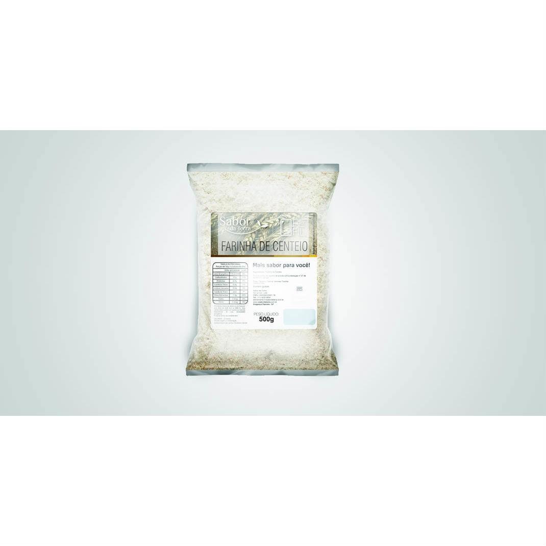 Farinha de Centeio 500g - Sabor da Terra