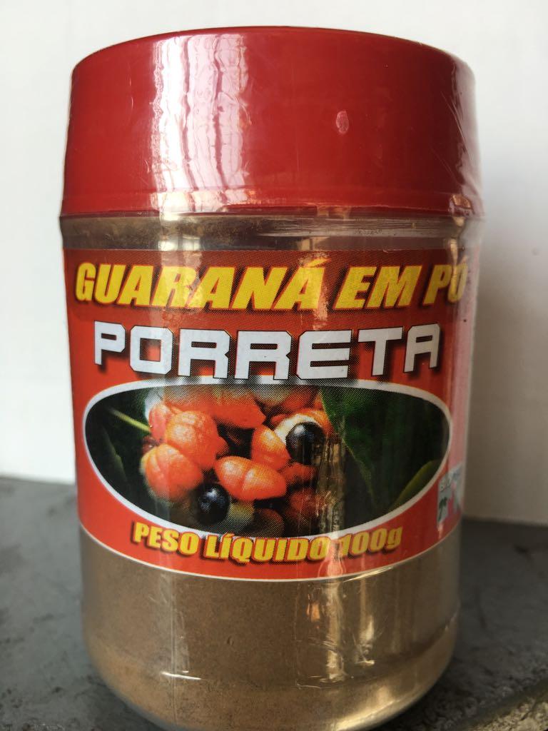 Guarana em PORRETA 100g - Bioásis
