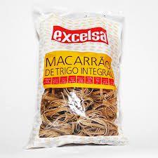 Macarrão de Trigo 100% Integral Ninho 500g - Excelsa