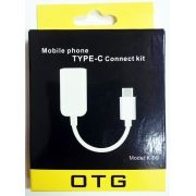 Cabo OTG tipo C - Type C