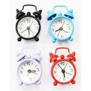 Mini Relógio Tipo Corda Retro Suvenir Vintage