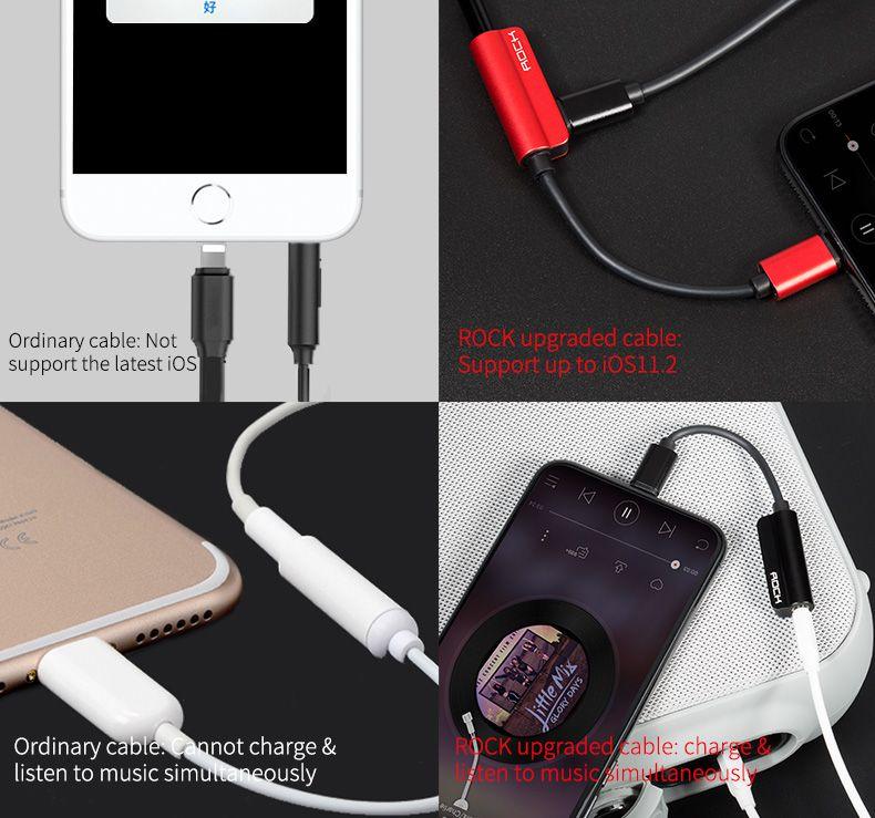 Adaptador para fone e carga para celulares tipo C