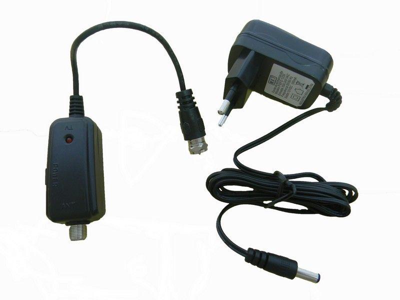 Antena Interna Amplificada Mdtv-400B Hdtv/Vhf/Uhf