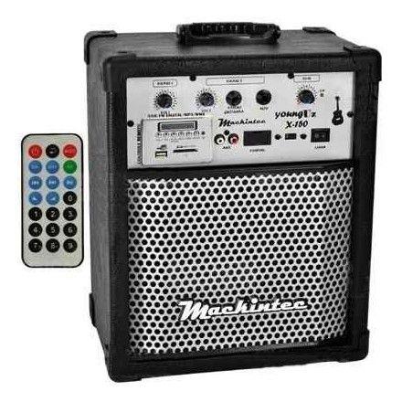 Cubo Multiuso com bluetooth - x150 para instrumentos e microfone