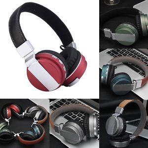 Fone De Ouvido Bluetooth Fm Usb excelente som e acabamento