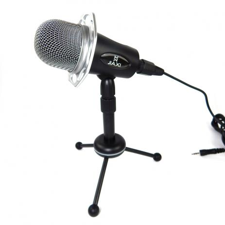 Microfone De Mesa Para Conferencia Youtuber Jiaxi Sf-403