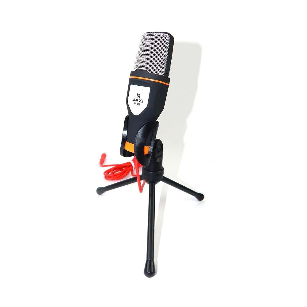 Microfone De Mesa Para Conferencia Youtuber Jiaxi Sf-666
