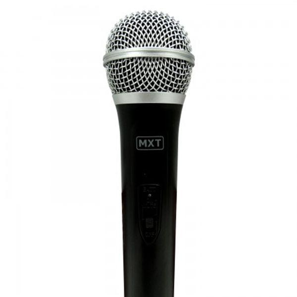 Microfone Sem Fio simples profissional Mxt Uhf 201