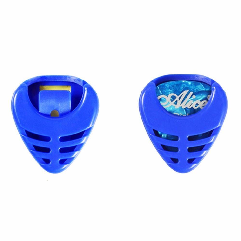 Porta Palhetas Azul MXT