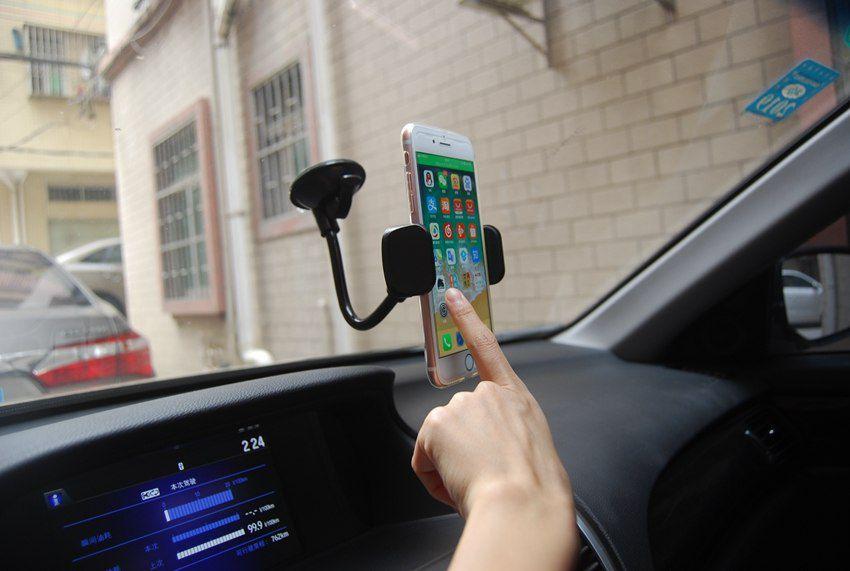 Suporte de celular automotivo articulado MTG004