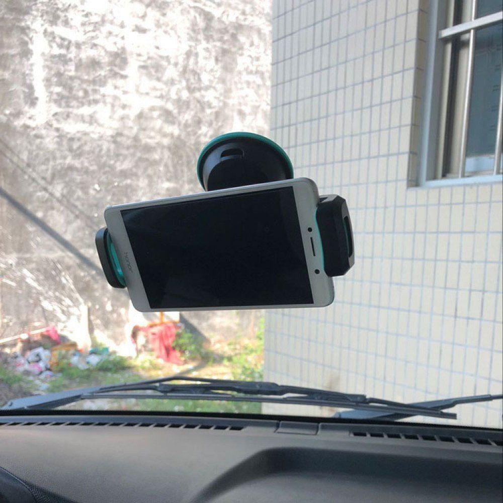 Suporte veicular de celular e tablet 3 in 1 completo
