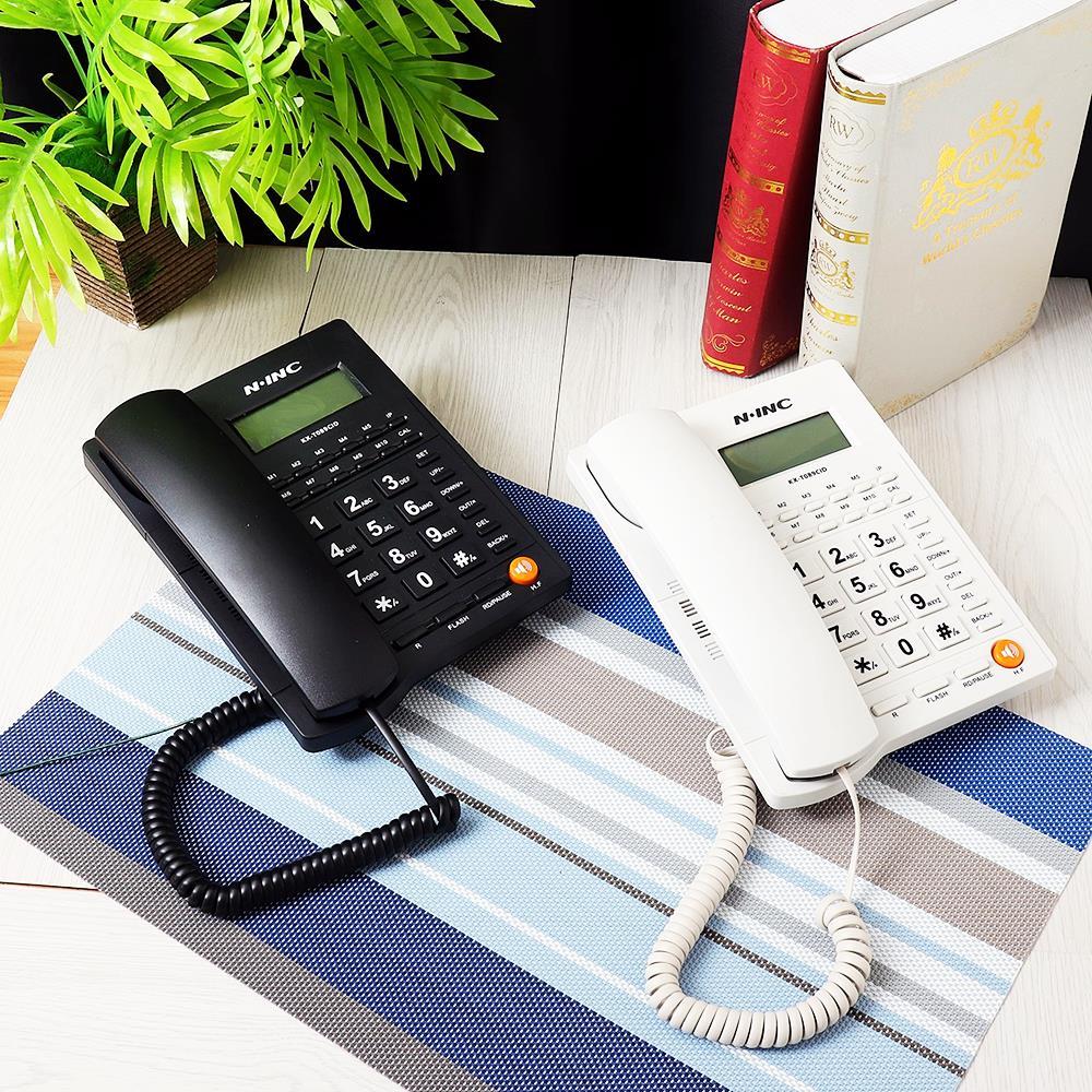 Telefone Fixo Com Identificador De Chamadas