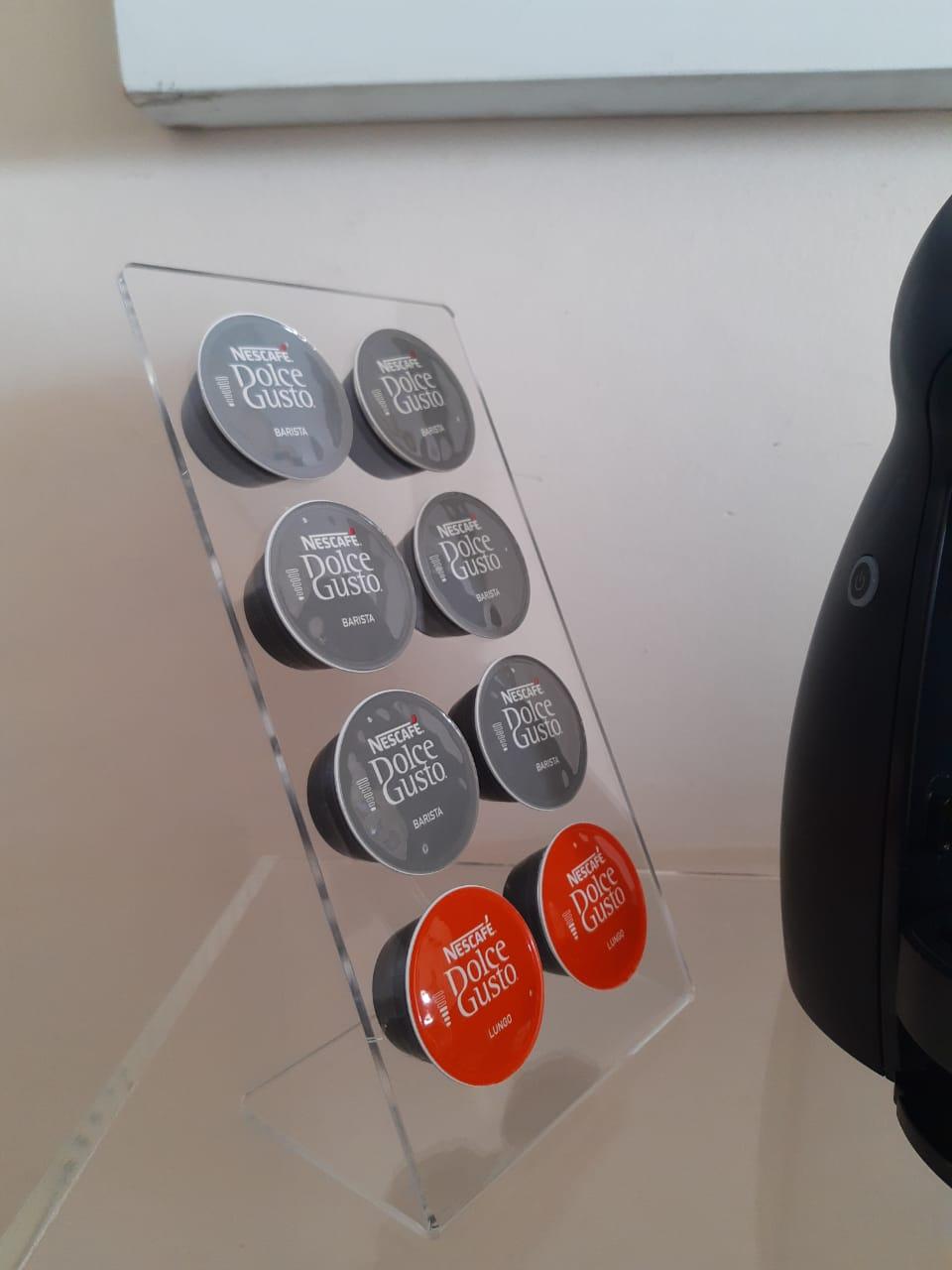 Porta Capsulas de Café Dolce Gusto