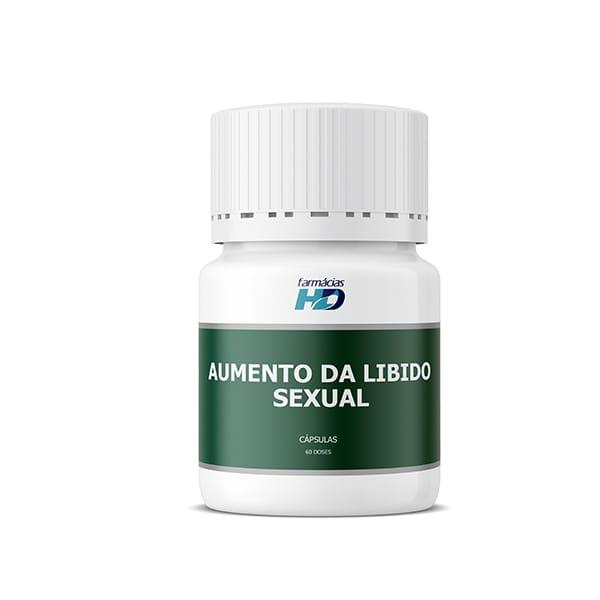 AUMENTO DO LIBIDO SEXUAL  MASCULINO. 60 CAPS