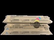 Cartucho de Toner Ricoh MPC 2030/ MPC 2050/ MPC 2051/ MPC 2550/ MPC 2551 - 1 Cyan e 1 Yellow - Originais