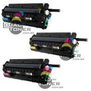 Conjunto de Unidade de Imagem Completa Ricoh SPC 430|SPC 431|SPC  435|SPC  440 - Coloridas - 407019|406663 - Original
