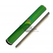 Kit Cilindro e Lâmina de Limpeza para Ricoh MPC 6502  MPC 8002 - D0749510  D1359510  D1362365 - Compatíveis