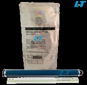 Kit Cilindro Lâmina e Revelador Ricoh Afício 1015/2015/MP 1500/MP 1900/ MP 2000/MP 2500 (B0399510 /AD0042059 / B1219640) - Compatíveis