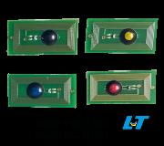 Kit de Chip para  Toner Ricoh Pro C 651 | Ricoh Pro C 751 - CYMK