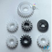 Kit de Engrenagens Revelação  Ricoh Afício 1022 /Afício 1027 / Afício 2022 /Afício 2027 - Compatíveis (AB411018)