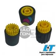 Kit de Rolete da Gaveta Ricoh Pro C 901 AF030071  AF031041 AF032041 - Compatível (Padrão oem)