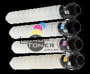 Kit de Cartucho de Toner Ricoh MPC 2003|MPC 2503|MPC 2004|MPC 2504 (841918|841919|841920|841921) Original
