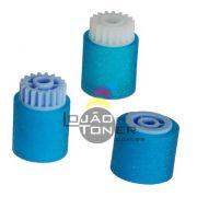 Kit Roletes Ricoh MP 9000/ MP 1100/ MP 1350/ MP 1357/ Pro 1106/1107/ Pro 1357/Pro 907 ( AF030080/ AF031080/ AF032080 ) Compatíveis