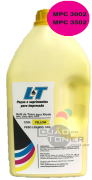 Refil de Toner Ricoh MP C3002 / MPC 3502 - Cor Yellow 1Kg