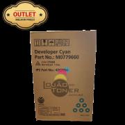Revelador Ricoh Pro C 901/ Ricoh Pro C901 Cyan (M0779660) Original