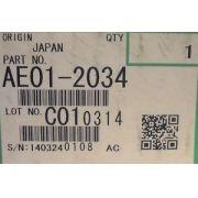 Rolo de Aquecimento Ricoh MP C2030/ MP C2050 (AE01-2034) Original Novo