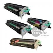 Unidade de Imagem Ricoh  SPC 820|Ricoh SPC 821 - 4 Cores - Unidade de Cilindro Ricoh SP C820 - 403115| 403116 - CYMK Original