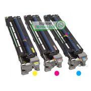 Unidade de Imagem Ricoh  SPC 840 / Ricoh SPC 842 - Color CYM (408035) Original