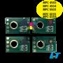 Chip para Toner Ricoh MPC 4503/ MPC 4504 / MPC 5503/ MPC 6003/ MPC 6004 CYMK