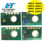 Kit de Chip Ricoh MPC 2003|MPC 2503|MPC 2004|MPC 2504 - Kit com as 4 Cores