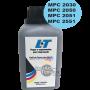 Refil de Toner  Ricoh MPC 2030 MPC 2050 MPC 2051 MPC 2550 MPC 2551-  Cor Black 200 Gramas