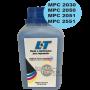 Refil de Toner  Ricoh MPC 2050 MPC 2051 MPC 2550 MPC 2551 -  Cor Cyan 200 Gramas