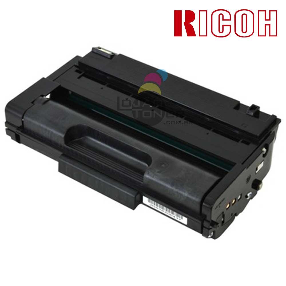 Cartucho de Toner Ricoh Aficio SP 3400|SP 3410 | Ricoh SP 3500 | Ricoh SP 3510 - 406465 - Original