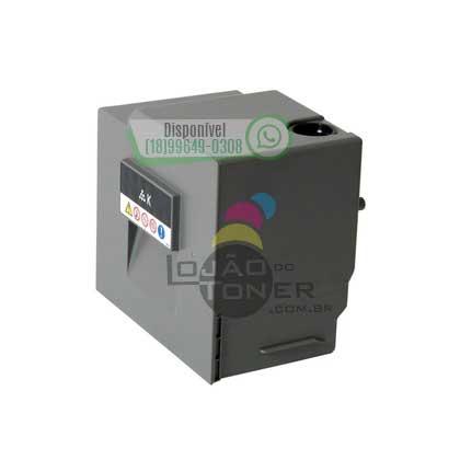 Refil de Toner Ricoh MPC 6502 |Ricoh MPC 8002 Black - Original Com Chip - 1 Recarga