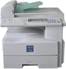 Aficio 1515/MP 161/MP 171/ MP 201/ MP 1500/ MP 1900/ MP 2000