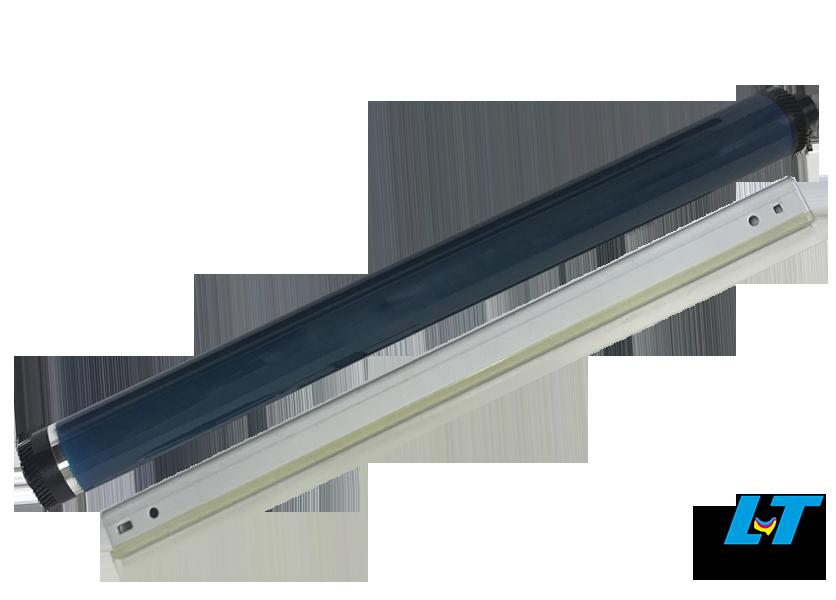 Kit Cilindro e Lâmina de Limpeza Ricoh Afício MPC 2030/ MPC 2050/MPC 2051/MPC 2550/MPC 2551 Compatíveis