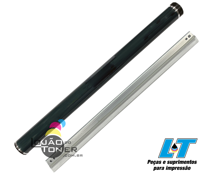Kit Cilindro e Lâmina Ricoh MPC 3003|MPC 3503|MPC 4503|MPC 5503|MPC 6003  - Compatíveis
