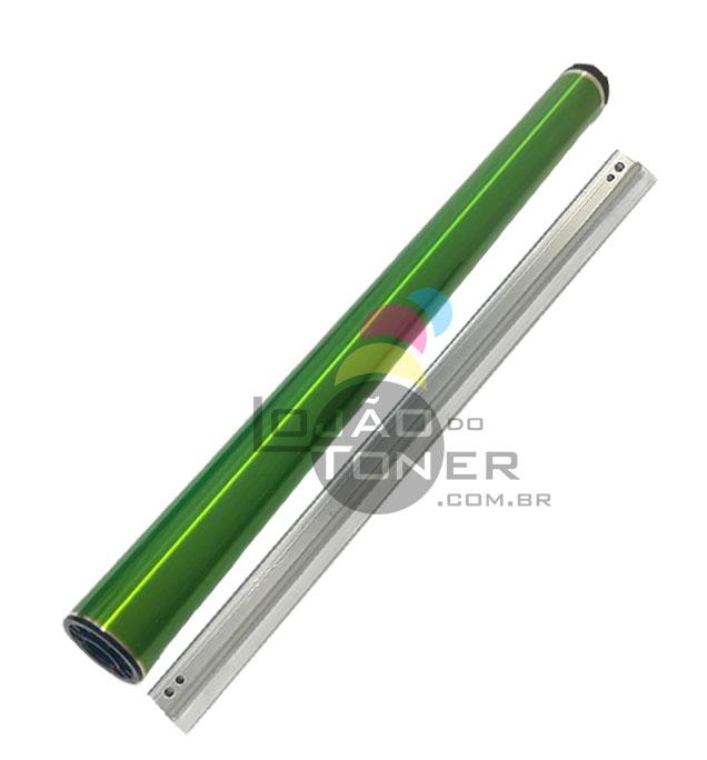 Kit Cilindro Fuji e Lâmina para Ricoh MPC 3003|MPC 3503|MPC 4503|MPC 5503|MPC 6003  - Compatíveis